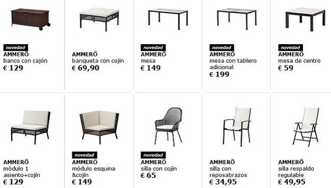 Mobiliario Terraza Ikea. Jardin Muebles Jardin Ikea Segunda Mano ...
