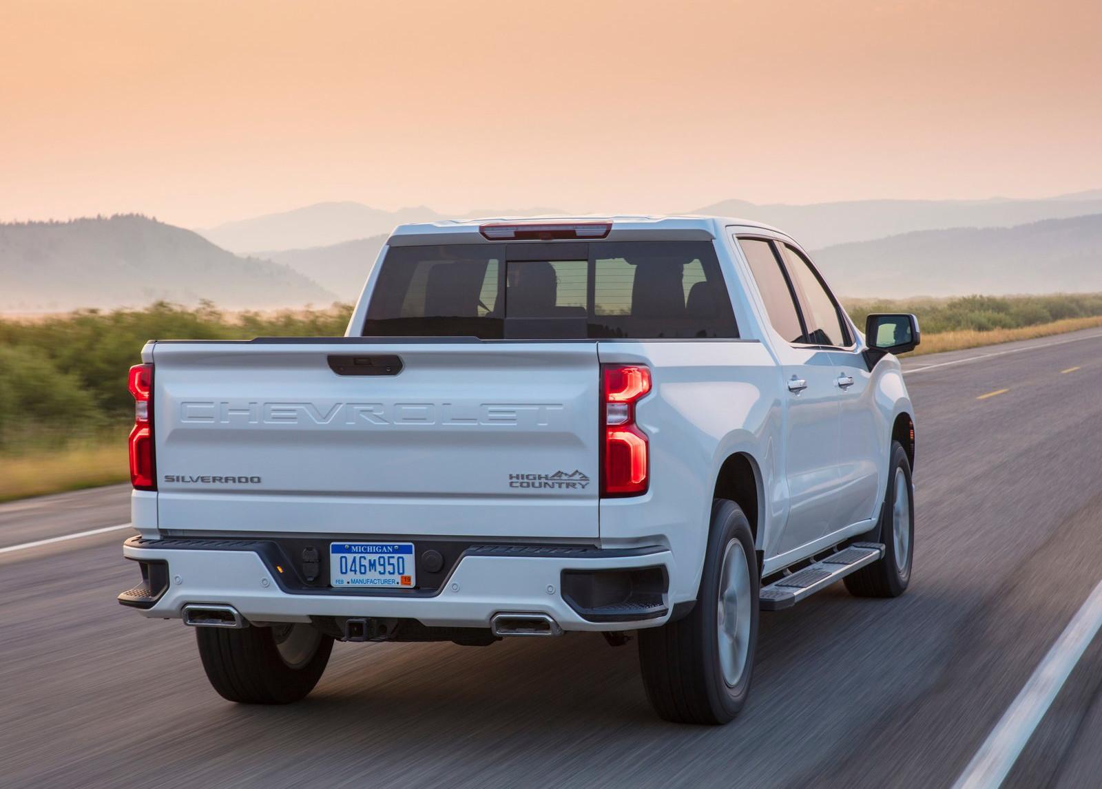 Foto de Chevrolet Cheyenne 2019 (12/14)
