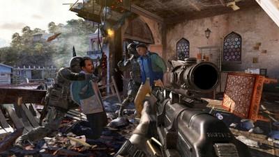 Por fin hay fecha para el pack Content Collection #1 del 'Call of Duty: Modern Warfare 3' en su versión PC: el 8 de mayo