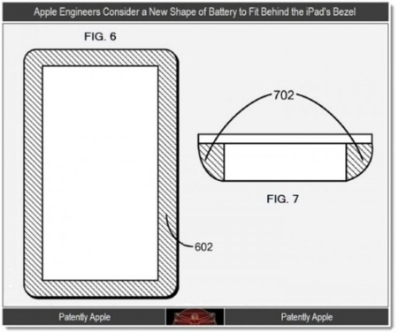 Apple le pone imaginación a sus futuras baterías
