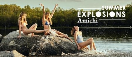Summer Explosions Amichi