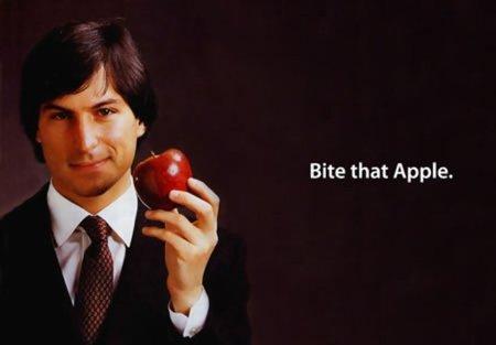 Steve Jobs y las fuentes que usas para escribir