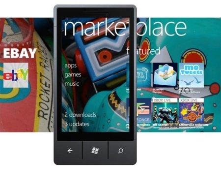 Windows Phone 7 Marketplace, el más rápido en llegar a las 10.000 aplicaciones
