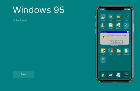 Ios 14 Skins Windows 95