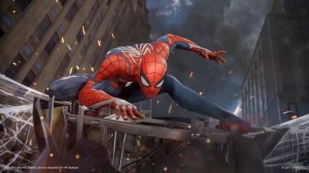 Así funciona el sistema de combate de Spider-Man, o cómo Spidey repartirá justicia de la que duele