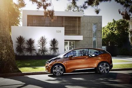 BMW i3 Concept Coupe: nuevos datos desde Ginebra