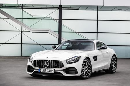 Mercedes-AMG GT 2019