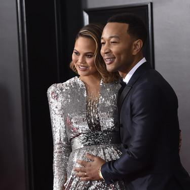 Derroche de cariño entre las parejas en los Grammys 2018