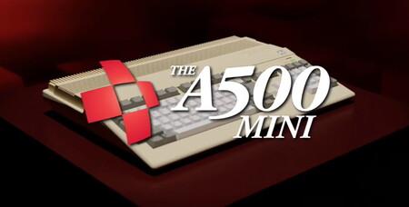 ¡Amiga 500 Mini ya es una realidad! La laureada máquina de Commodore vendrá con ratón, mando y 25 juegos míticos