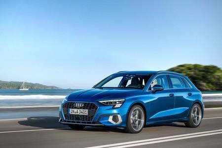 El nuevo Audi A3 Sportback ya tiene precio, y se sitúa justo por debajo del Mercedes-Benz Clase A y el BMW Serie 1