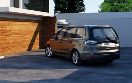 Ford Galaxy 2015 Titanium