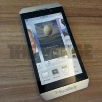 ¿Es ésta la primera BlackBerry con sistema BBX?