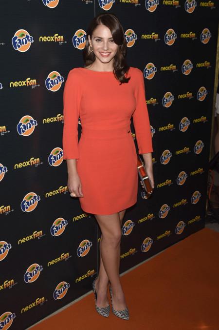 Andrea Duro Neox Fan Awards 2014
