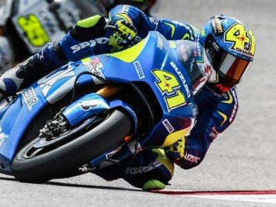 MotoGP Argentina 2015: Danny Kent, Aleix Espargaró y Johann Zarco abren el día
