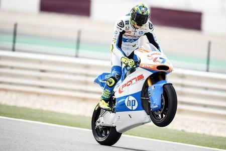Lorenzo Baldassarri Gp Catar Moto2 2018 2