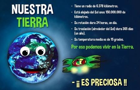El libro del Sistema Solar de Cósmicosaurio para divulgar la astronomía entre los niños