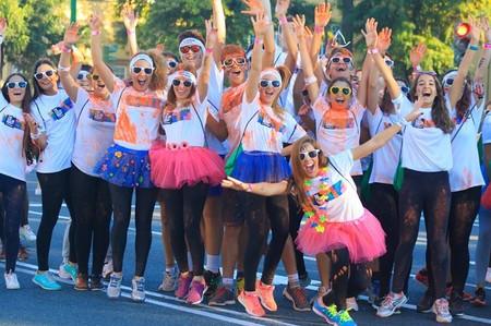 Correr no significa competir y los millennials lo han entendido