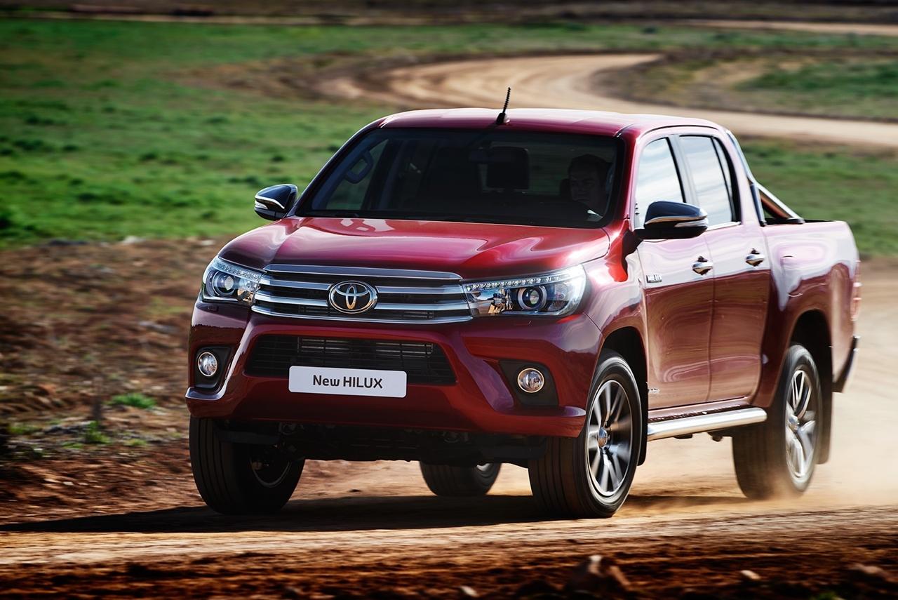 Foto de Toyota Hilux (2/13)
