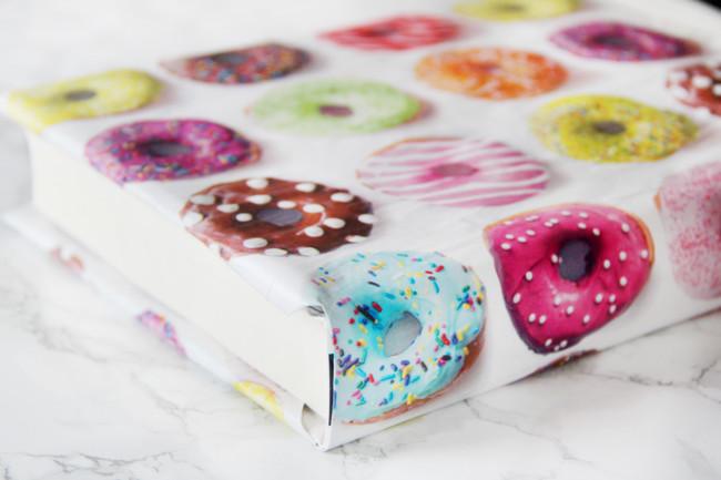 Donut Closeup