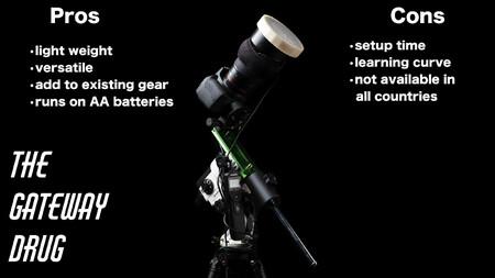 No Es Lo Mismo Hacer Foto A Las Estrellas Con Distintos Equipos Astrofotografia 7
