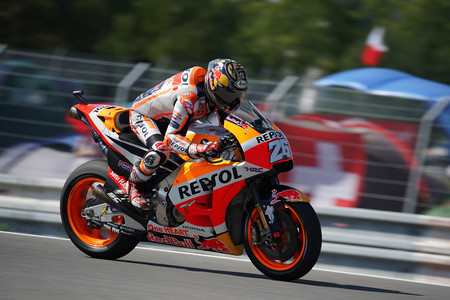 Dani Pedrosa Gp Republica Checa Motogp 2018 4