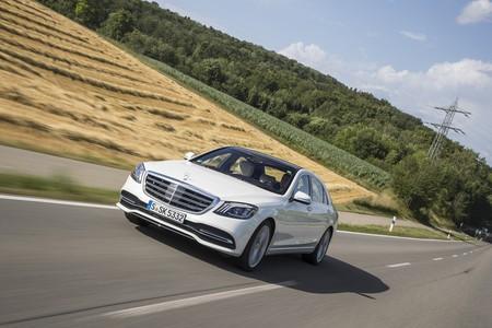 Mercedes Benz S560 2018 030