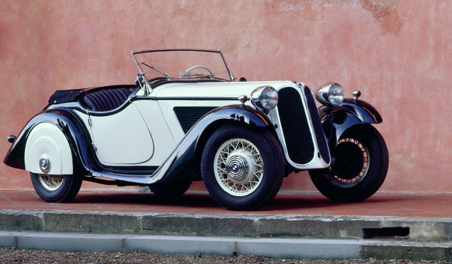 BMW 315/1 1934