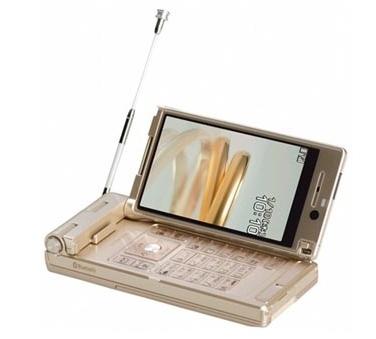 NTT lanza móviles con LiMo