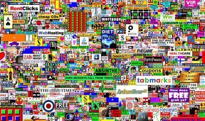 La publicidad en Internet sube un 74,5%
