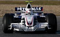 Javi Villa se estrena en Fórmula 1 con un BMW Sauber