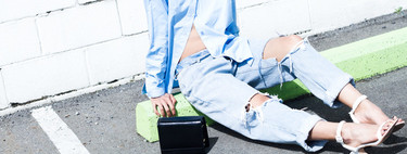 ¿Quieres customizar tus jeans? Te contamos cómo rasgar tus vaqueros en casa