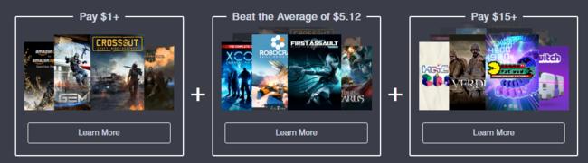 Humble Bundle E3