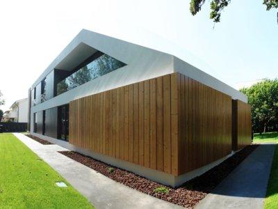 Fachadas en madera, interesantes soluciones para las próximas temporadas