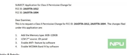 Nokia 8 con 6GB de RAM al pasar por la FCC