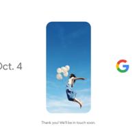 Google presentará sus nuevos móviles el próximo 4 de octubre