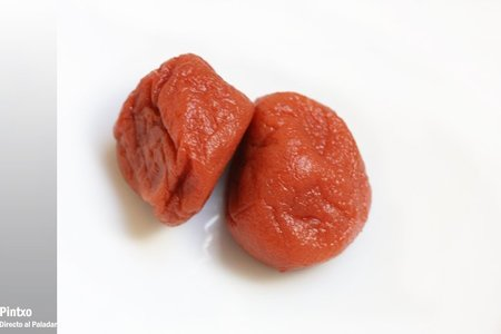 Umeboshi: Ingredientes japoneses