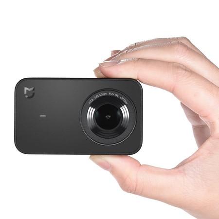 Oferta Flash: cámara deportiva Xiaomi Mi Action Camera 4K por 67 euros y envío gratis