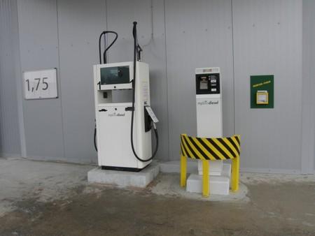 Poste biodiesel