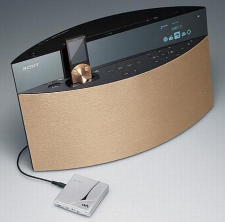 Sony presenta nuevas bases para sus reproductores Walkman, para el coche o con conectividad WiFi