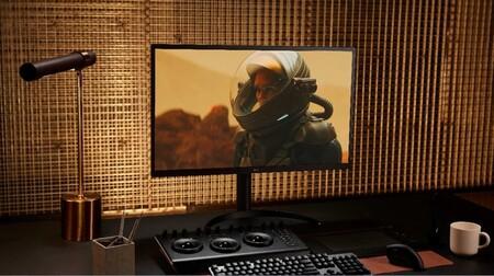 LG lanza el monitor UltraFine OLED 32EP950, una bestia de 32 pulgadas con panel OLED 4K para creadores de contenidos