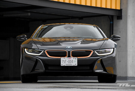 Bmw I8 Ultimate Sophisto Mexico 6