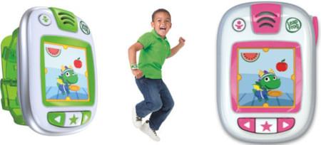 LeapBand es una mezcla entre Fitbit y Tamagotchi, para los más pequeños