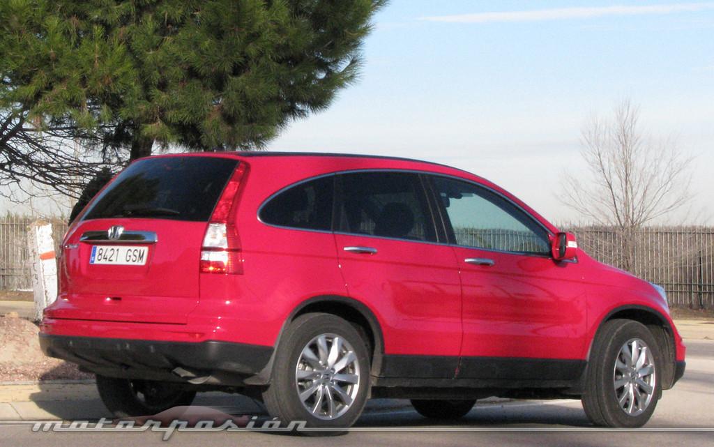 Foto de Honda CR-V (presentación) (12/45)