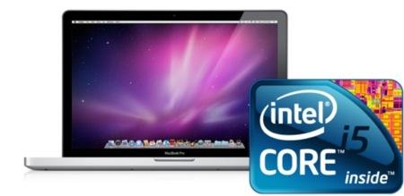 Un posible MacBook Pro con Core i5, desvelado en una promoción de Intel