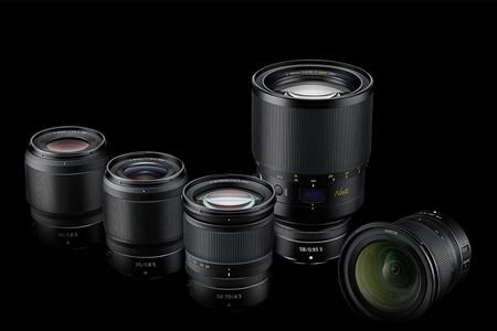 Nikon actualizó su mapa de objetivos para la familia de montura Z