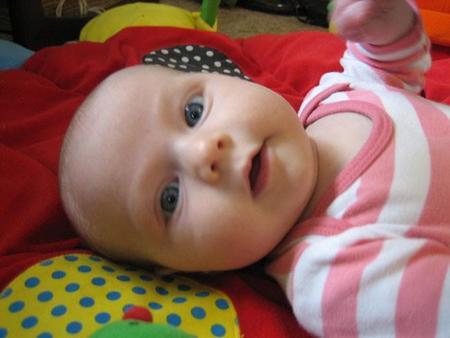¿El recién nacido ve el mundo en colores o en blanco y negro?