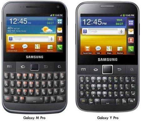 Nueva gama Samsung Galaxy