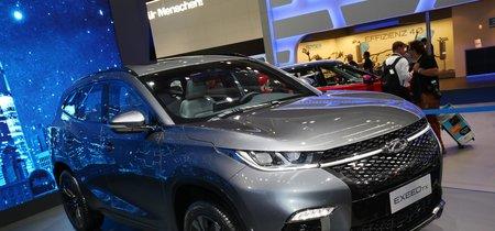 Chery Exeed TX: el primer SUV chino listo para Europa, que además es híbrido enchufable