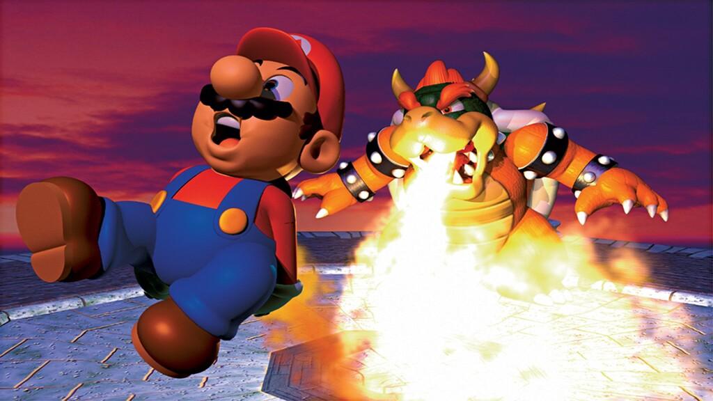 Pasarse Super Mario 64 con los ojos vendados no es imposible y este speedrunner lo logra tras conseguir 70 estrellas en tiempo récord