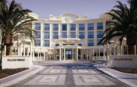 Versace abrirá un  hotel casino de lujo en China: Palazzo Versace Macao